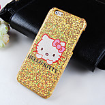 The Cat Pattern Hard Back Cover Case for iPhone6/6S