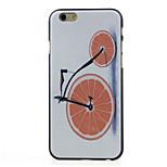 Orange car  Pattern  Hard Case for iPhone 6/6S