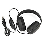 Computer headset with a microphone heavy bass DM - 3800