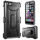 Outdoor Sports Compatibility Three Proofings Waist Clip Outdoor Easily Broken fo iPhone 6/6S Plus 5.5(Assorted Colors)