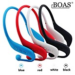 BOAS Sport Waterproof Bluetooth Wireless Headphones Headset Bluetooth  For Iphone 6 5 5s Samsung s4 s5 Smart Microphone