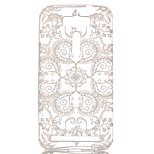 New Lace Flowers Hollow Pattern TPU Case for Asus Zenfone 2 Laser ZE550KL (5.5 inch)
