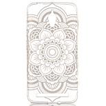Beatiful Flower Hollow Pattern TPU Case for  Asus Zenfone GO ZC500TG