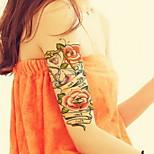 1 Tatuaggi adesiviSerie gioielli Serie animali Serie fiori Serie totem Altro Serie Olimpico Cartoon Series Serie Romantico Serie