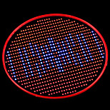MORSEN®80W  Red+Blue  LED Plant Grow Light Lamps E27  LED Hydroponics Lamps For Flowers and Plants