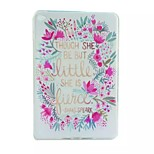 Flower Painted TPU Tablet computer case for ipad mini4