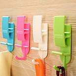 Kitchen Bathroom Hook Trace Nail Free