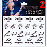 Airbrush Tattoos Stickers Non Toxic Glitter Waterproof Multicolored Glitter 1 Package 17*16CM