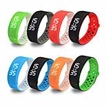 W9 Smart Bracelet Bluetooth Wristband Fitness Activity Pedometer IP67 Waterproof