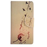 Dandelion Painted PU Phone Case for Huawei P8 Lite/P8