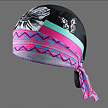 New Outdoor Bike Sports Cycling Cap Headband Polyester Bicycle Bandana Hat For Women Lady