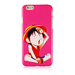 Cartoon Boy Pattern Full Color Hard Back Cover Case for iPhone6/6S