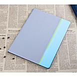 Hybrid Fashion Stand Flip Cover Business Folio PU Leather Case For iPad Mini 4 (Assorted Colors)