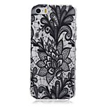 New Beautiful Lace TPU Soft Case for iPhone 5 /5S