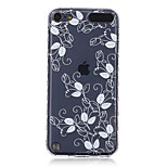 LOGROTATE®Anti-skidding Design Rattan Pattern TPU Soft Case for iPod Touch 5/6