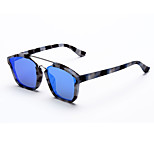 Unisex 's Gradient / Mirrored / Photochromic / 100% UV Wrap Sunglasses