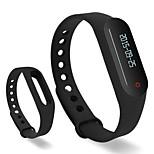 Lincass Smart Bracelet Pedometer Sleep Monitor Sports Tracker Dial SMS Snyc Smart Unlock Alarm