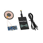 Cwxuan™ Universal DIY PCBA Qi Wireless Charger Receiver Module  for the Micro USB Interface Devices