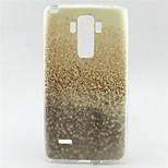 Sand Pattern TPU Soft Case for LG G4 Stylus