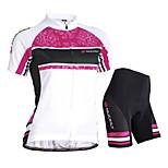 Set di vestiti/Completi - Ciclismo / Sci di fondo / Sci fuoripista / Motocicletta / Triathlon - Per donna - Maniche corte -Impermeabile /