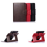 360° Rotating Flip Fold Stand Leather Cover Case For ipad2/3/4