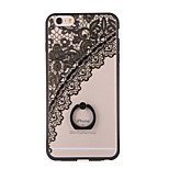 Beautiful Lace Ring Buckle Cases for iPhone6/iPhone 6s