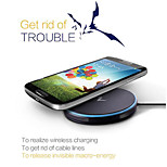 Nillkin Magic Disk Portable Qi Wireless Charger Pad for Samsung /Lumia 920/HTC/Nexus