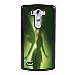 The Girl Design Metal Hard Case for LG L90/ G3/ G4