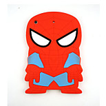 Spider-Man Silicon Soft Phone Cases for iPad 4/3/2