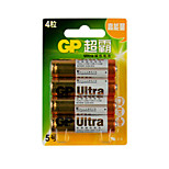 GP LR6 1.5V AA Household Batteries 4pcs