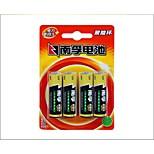 Nanfu LR6 1,5 V Batterien 4pcs Haushalt