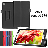 PU Leather Smart Stand Case Cover For Asus Zenpad 7.0 Z370/Z370CG/Z370C/Z370CL Tablet (Assorted Colors)