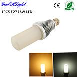 Ampoule Maïs Décorative Blanc Chaud / Blanc Froid YouOKLight 1 pièce T E26/E27 18 W 78 SMD 2835 1500 LM AC 100-240 / AC 110-130 V