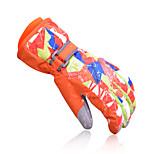 Parent Child Snowboard Gloves Winter Skiing Gloves Sport Ski Gloves Men Women Kids Mittens Windproof Ski Glove NO6