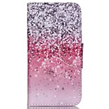 Red Sky Painted PU Phone Case for Wiko Rainbow Jam 4G
