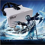 IBlue®Head Mount Plastic  Version VR Virtual Reality Glasses Google Cardboard 3d Game Movie for 3.5