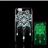 Dreamcatcher Pattern Glow in the Dark Hard Plastic Back Cover for iPhone 6 for iPhone 6s Case