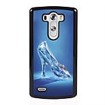 Glass Slippers Design Metal Hard Case for LG L90/ G3/ G4