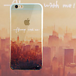 Afterglow TPU+Acrylic Anti-Scratch Backplane Combo Phone Case for iPhone 6/6S