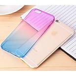 geleidelijk aan het veranderen kleur terug te dekken voor de iPhone 5s / 5 (verschillende kleuren)