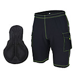 WEST BIKING® Outdoor Leisure Quick-Drying Climbing Pants Cycling Shorts Fifth Male Removable Cushion