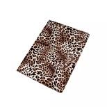 stampa leopardo cuoio dell'unità di elaborazione 360⁰ casi / cover intelligenti ipad pro (colori assortiti)