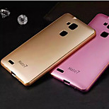 Arc Type Metal Frame Protection Set For HUAWEI MATE7/ Glory 4C Mobile Phone