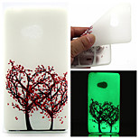 The Giving Tree Pattern TPU Luminous Phone Case For Nokia Lumia 540