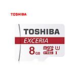 toshiba 48m class10 de / s tf (microSDHC) UHS-1 (8gb) tarjeta de memoria