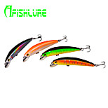 Afishlure Hard Bait Minnow Artificial Bait 9g 1/3oz 70mm 2-3/4
