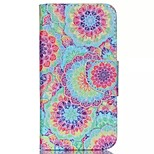 Decorative Pattern Painted PU Phone Case for Wiko Rainbow Jam 4G