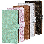 Luxury Anaglyph Design PU Material Full Body Case for Sony Xperia Z1/L39h(Assorted Color)