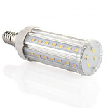 1 pcs LEDUN E14 7 W 46 SMD 2835 100LM LM Warm White / Natural White T Decorative Corn Bulbs AC 85-265 V