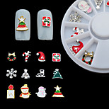 Lovely / Punk / Wedding Finger Nail Jewelry Plastic 1 6*6*1